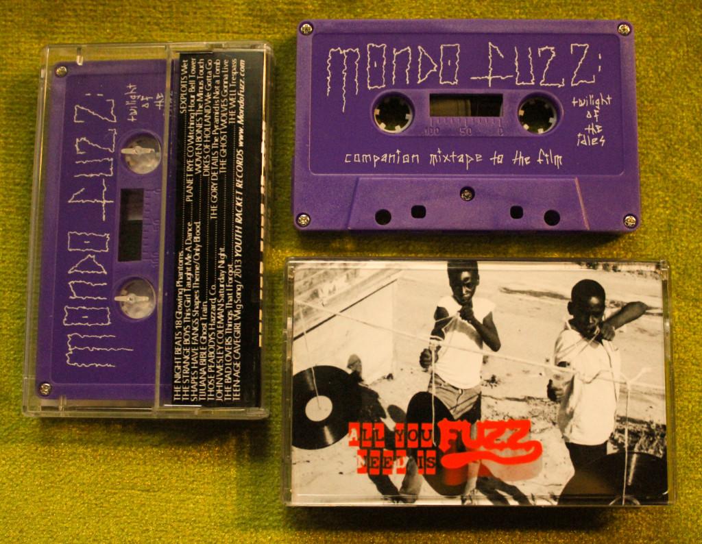 MF cassette