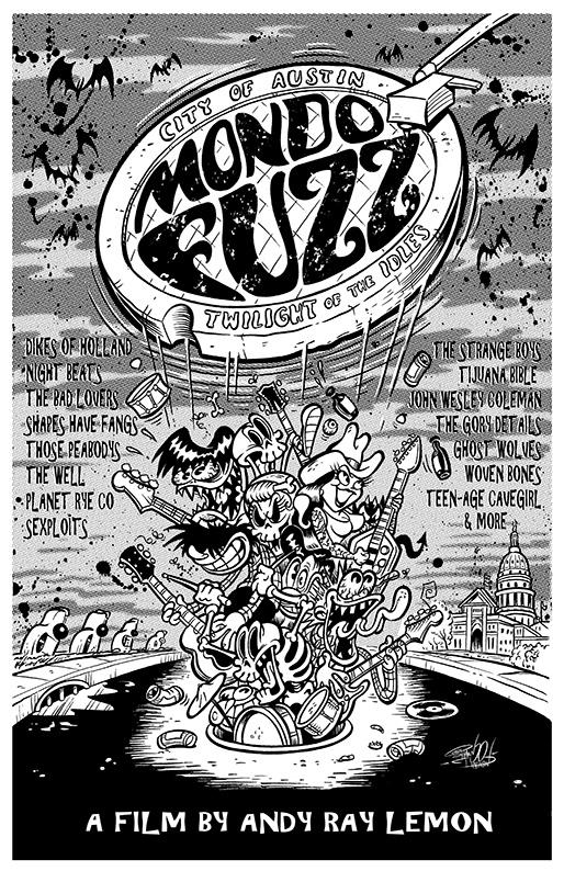 Mondo Fuzz Poster