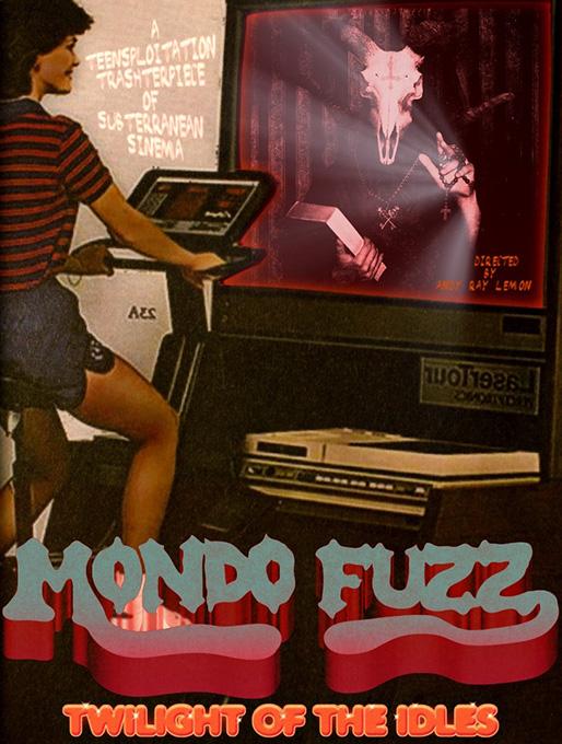Mondo Fuzz Twilight Poster