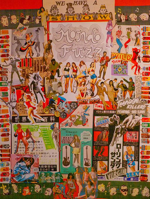 Mondo Fuzz Without Vegas Poster